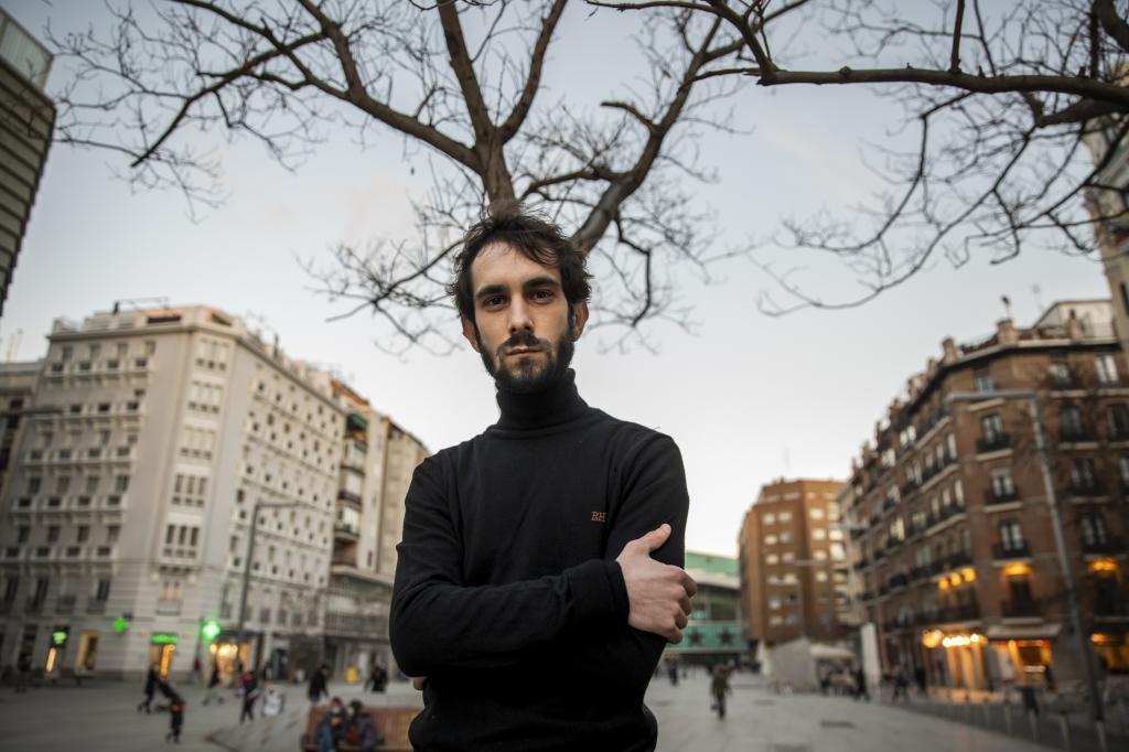 Manu Dios, actor y guionista de 'Cuéntame'.