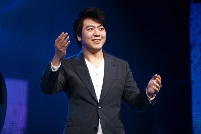 El pianista, en los Premios Ondas de 2014.