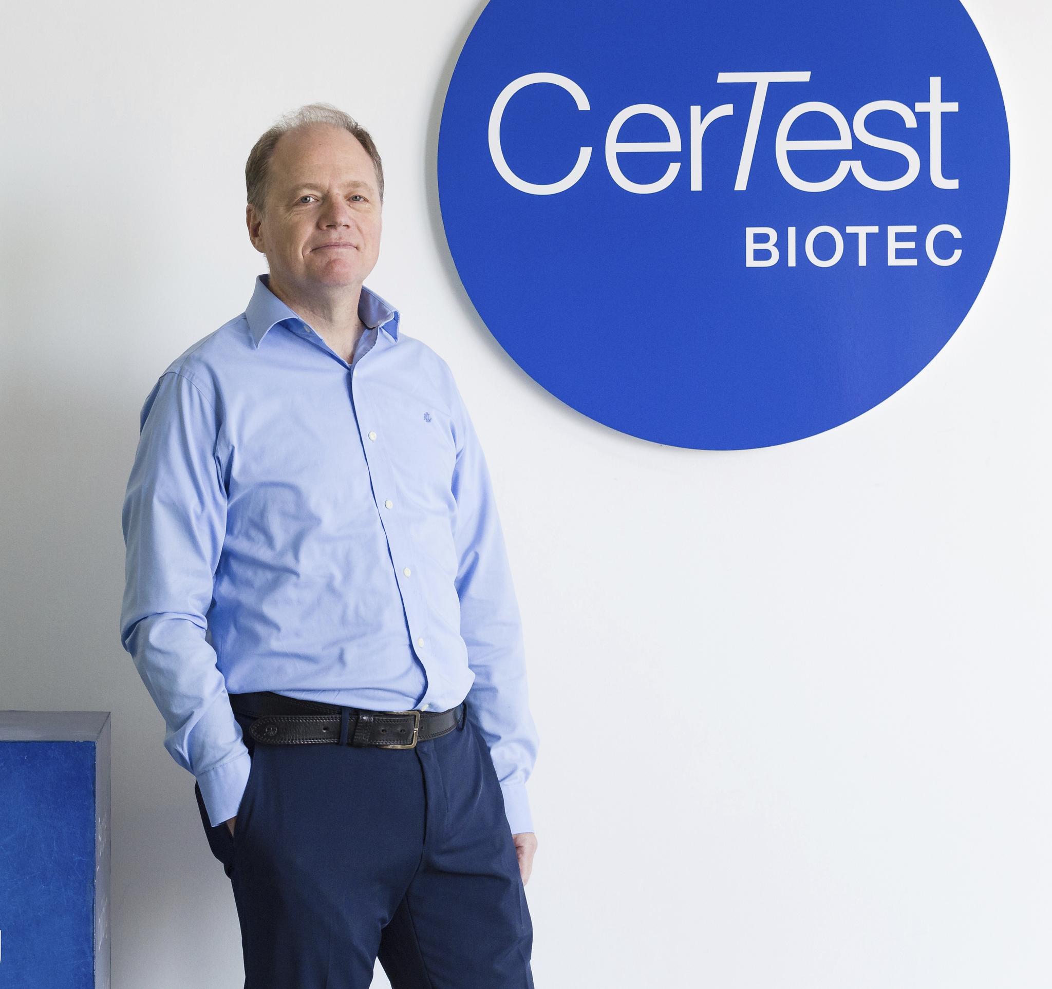 Carlos Genzor, director técnico de la empresa