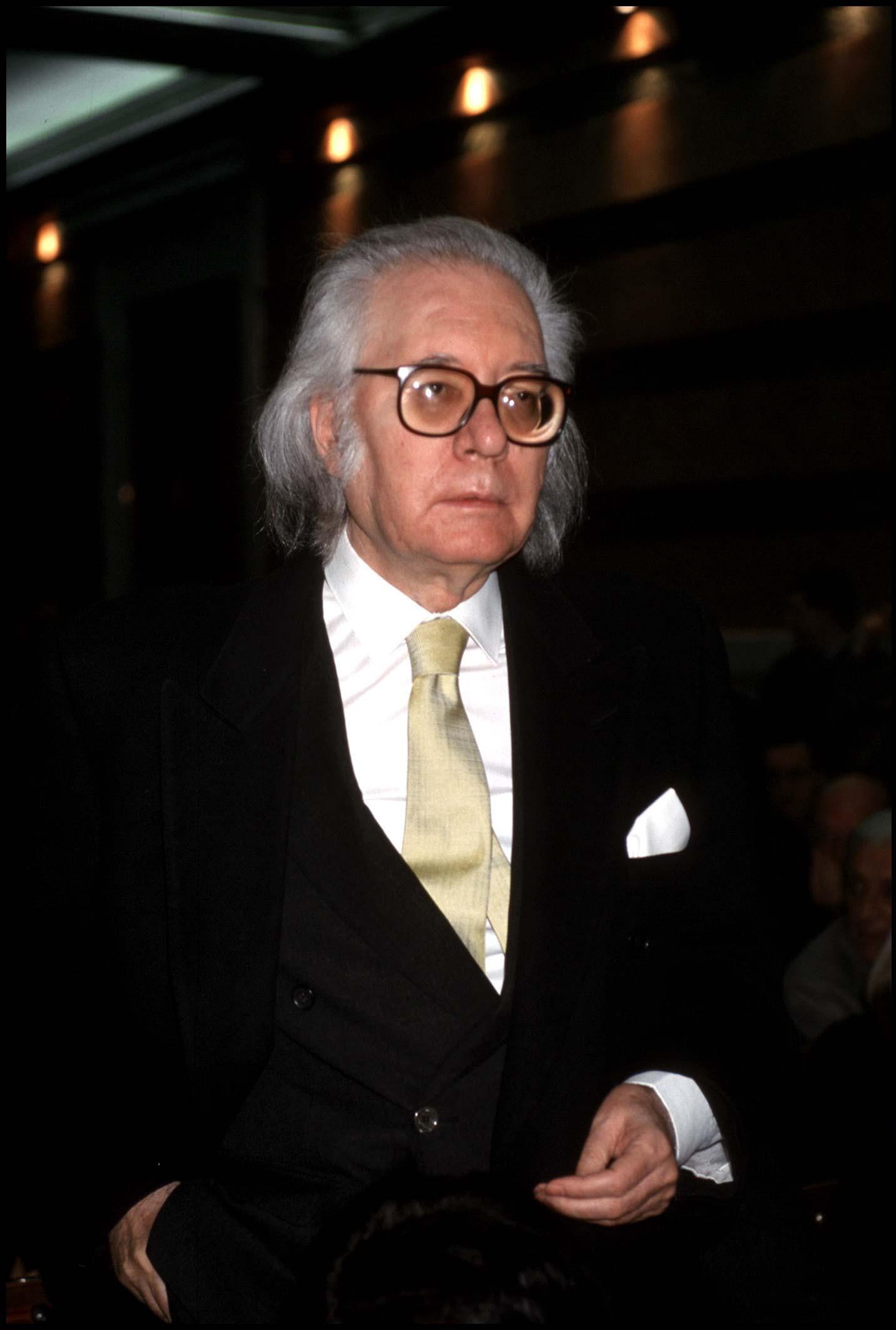 Francisco Umbral, en una imagen del año 2000.