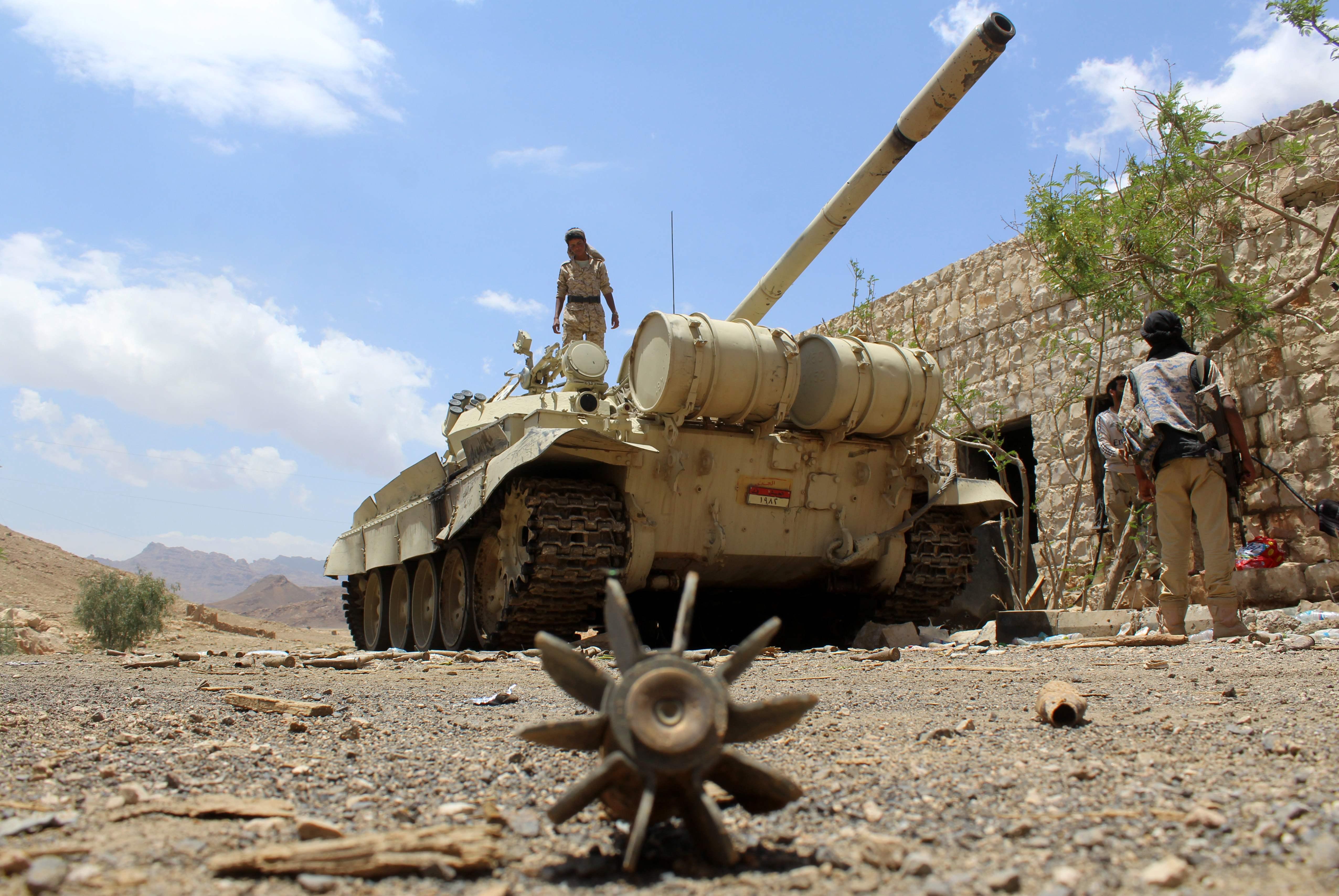 نیروهای یمن