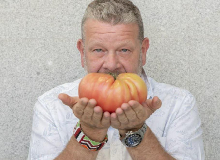 El cocinero Alberto Chicote.
