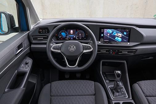 Puede equipar el Digital Cockpit y pantalla central de hasta 10 pulgadas.