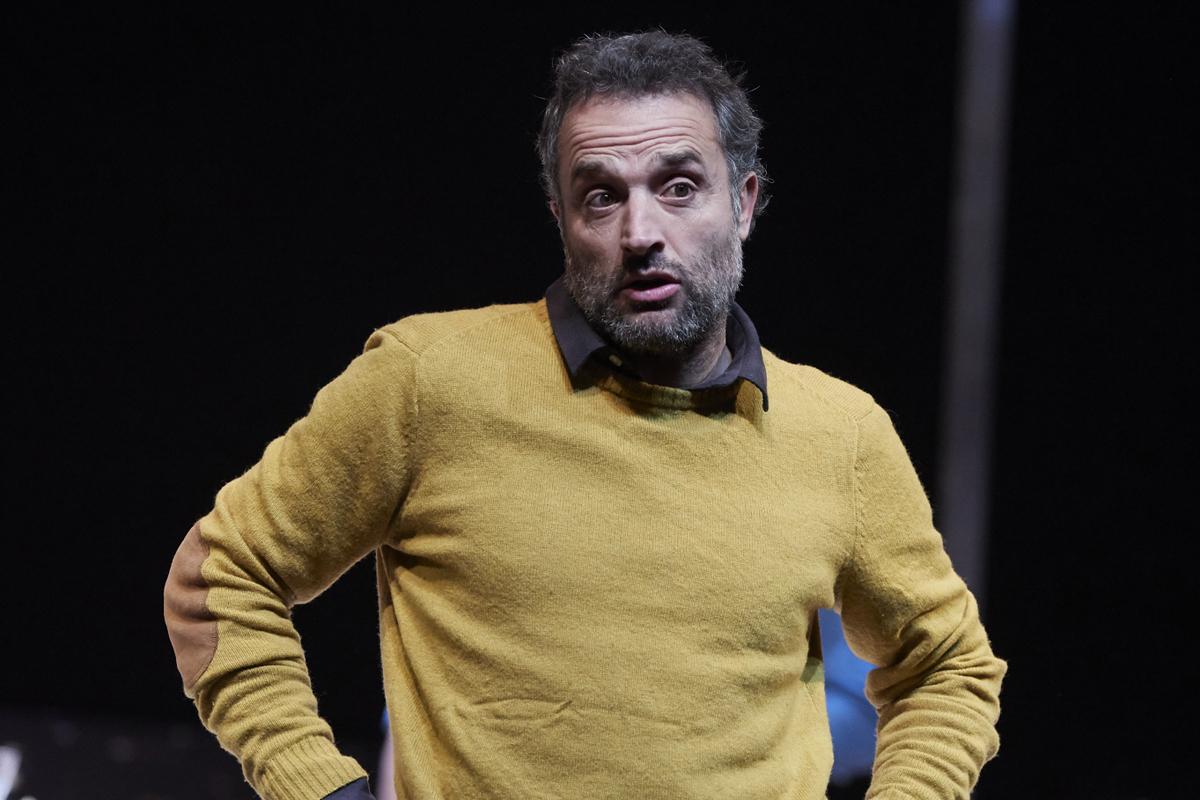 El actor Daniel Guzmán, fotografiado en 2019.