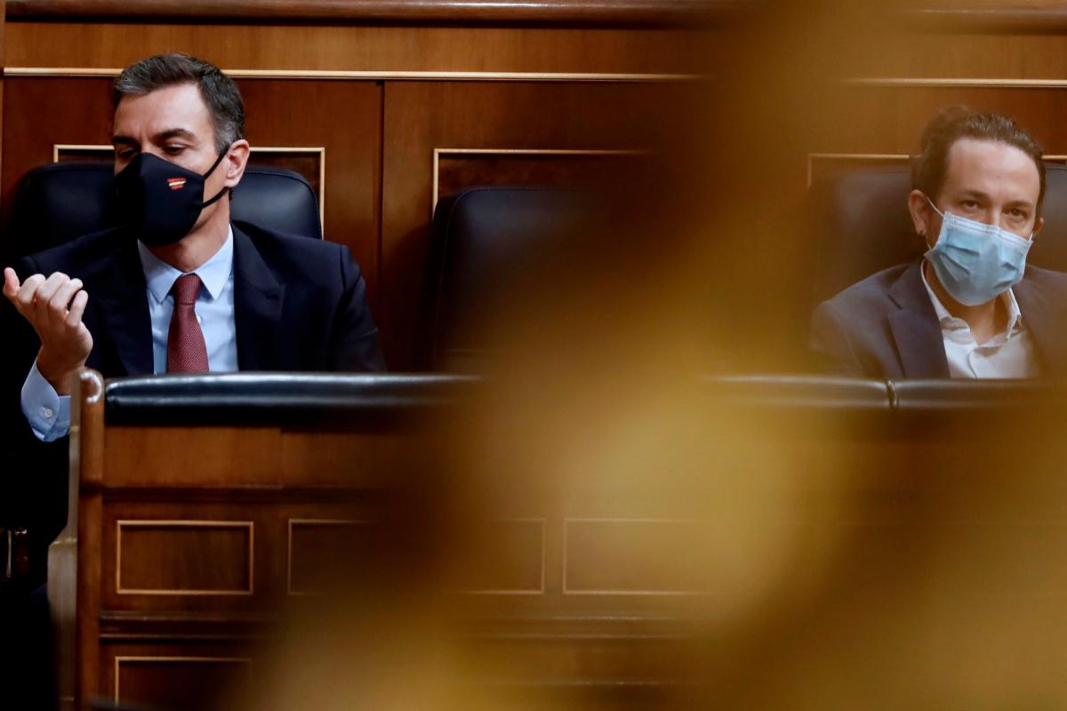 Moncloa margina a Unidas Podemos en la reforma del Código Penal
