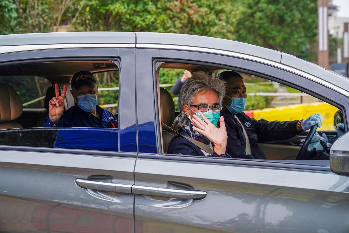La OMS y la teoría de que el virus llegó congelado a China | Internacional