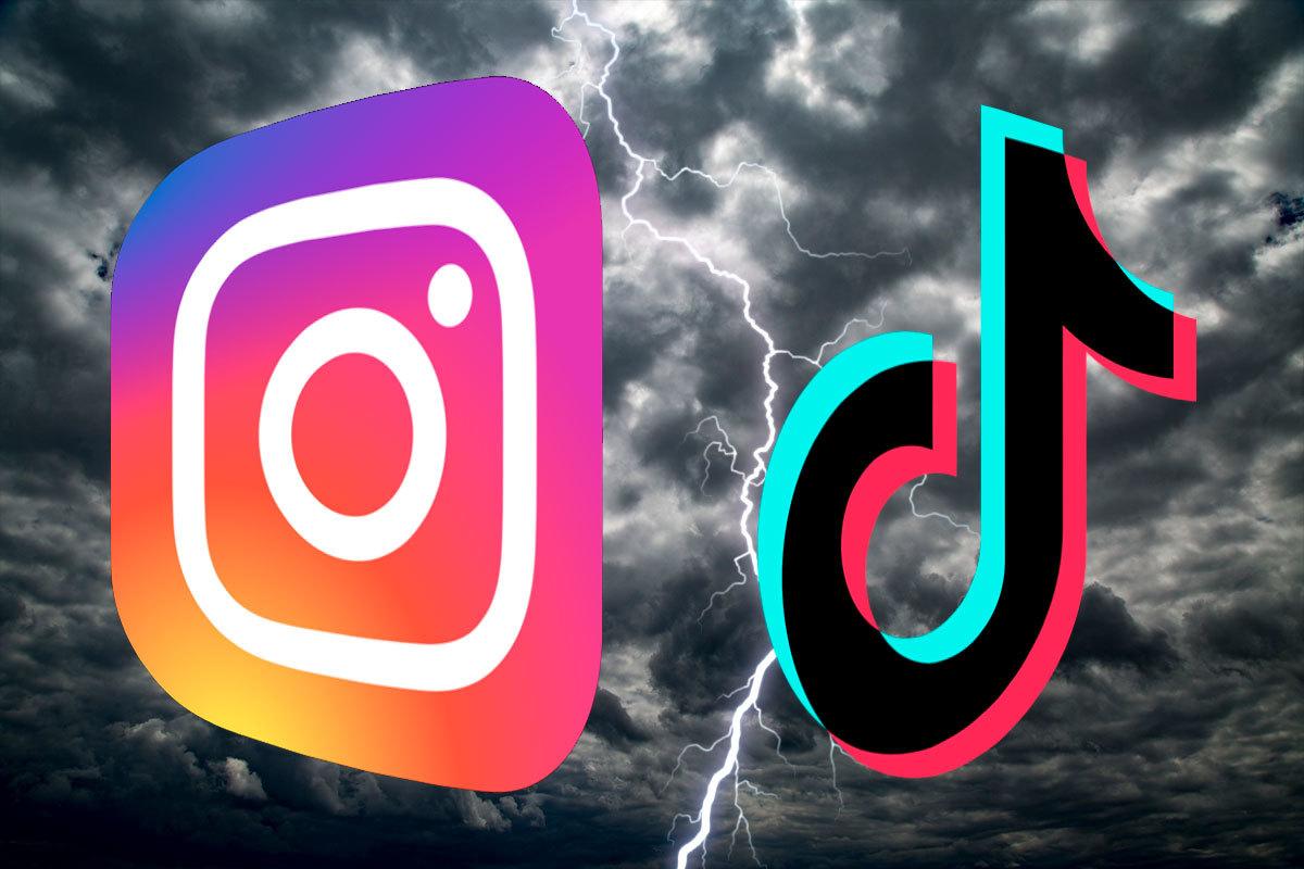 Instagram sigue con su guerra sucia contra TikTok