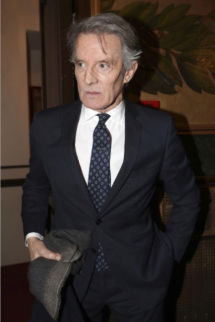Alfonso Diez, 70 años. Viudo de la duquesa de Alba