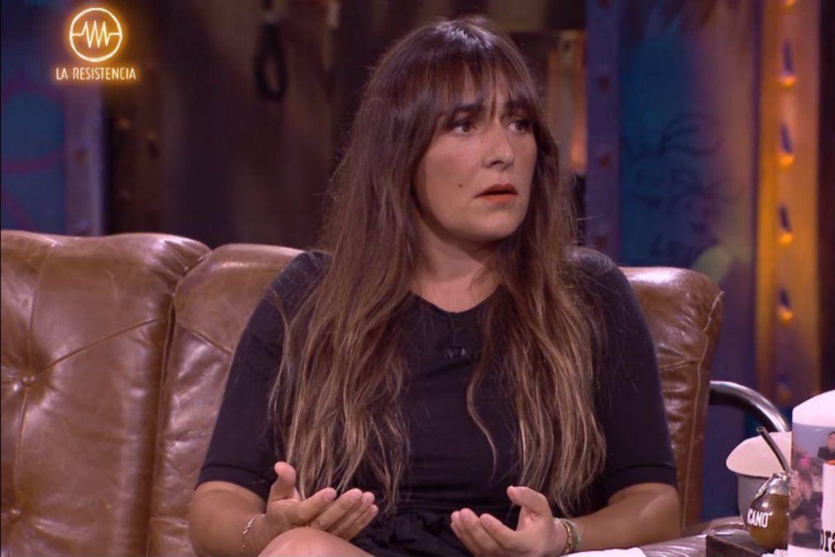Una intervención de Candela Peña en 'La resistencia'.
