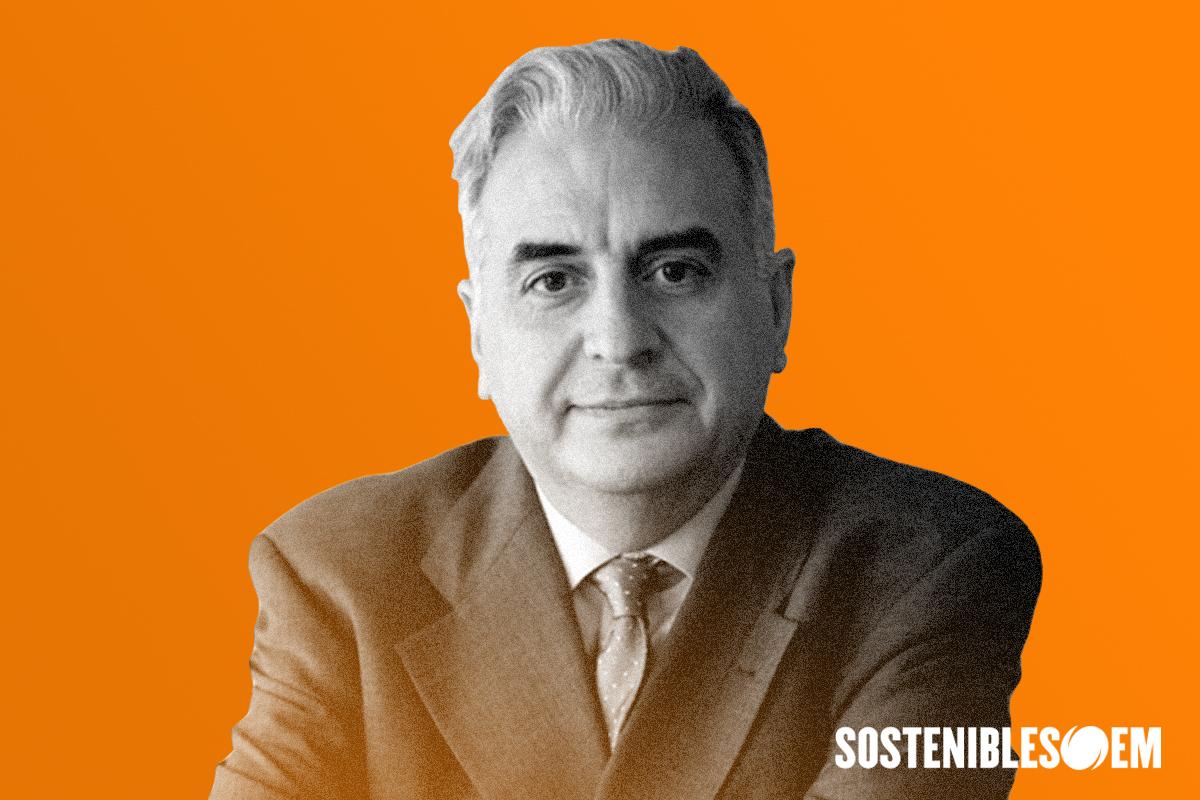 El presidente de la Fundación Renovables, Fernando Ferrando.