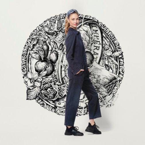 Borromeo siempre viste de Dior en los eventos importantes. Foto:...