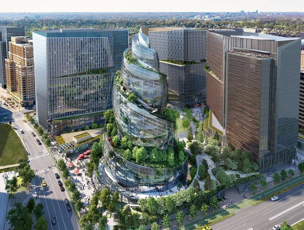 Sostenibles pero vacías: el virus pone en pausa el 'boom verde' de las sedes tecnológicas