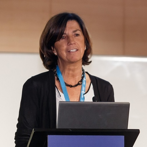 La astrofísica Paloma Domingo