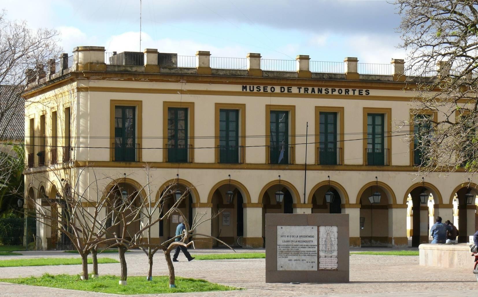 Museo de Transportes de Luján.