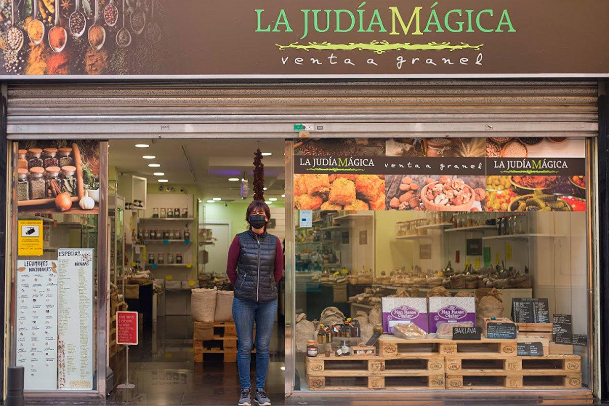 La Judía Mágica.