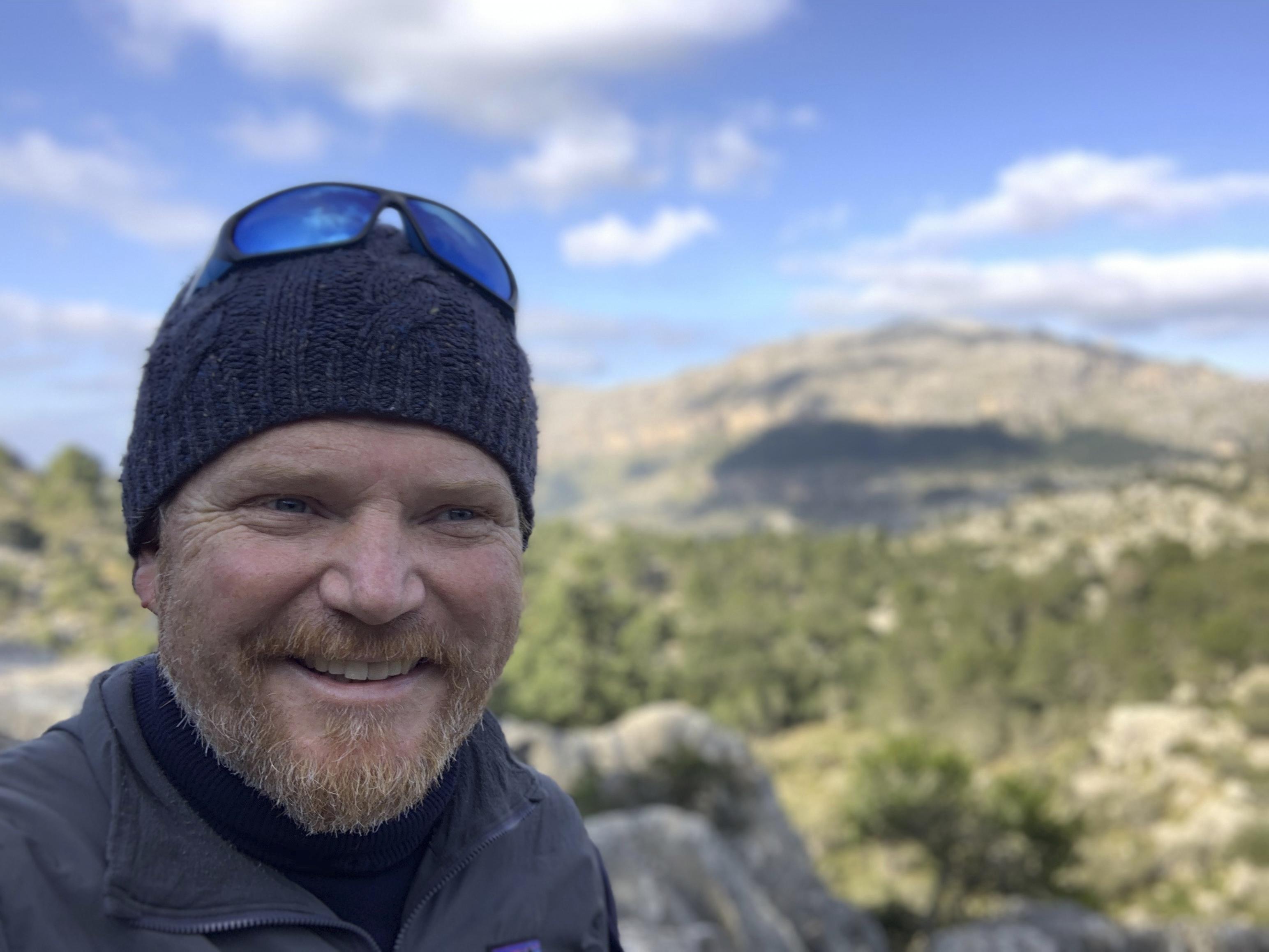El biólogo y pensador Daniel Wahl