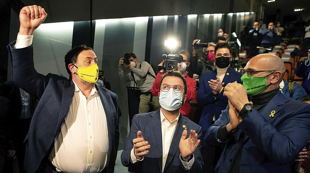 El bucle melancólico de Cataluña