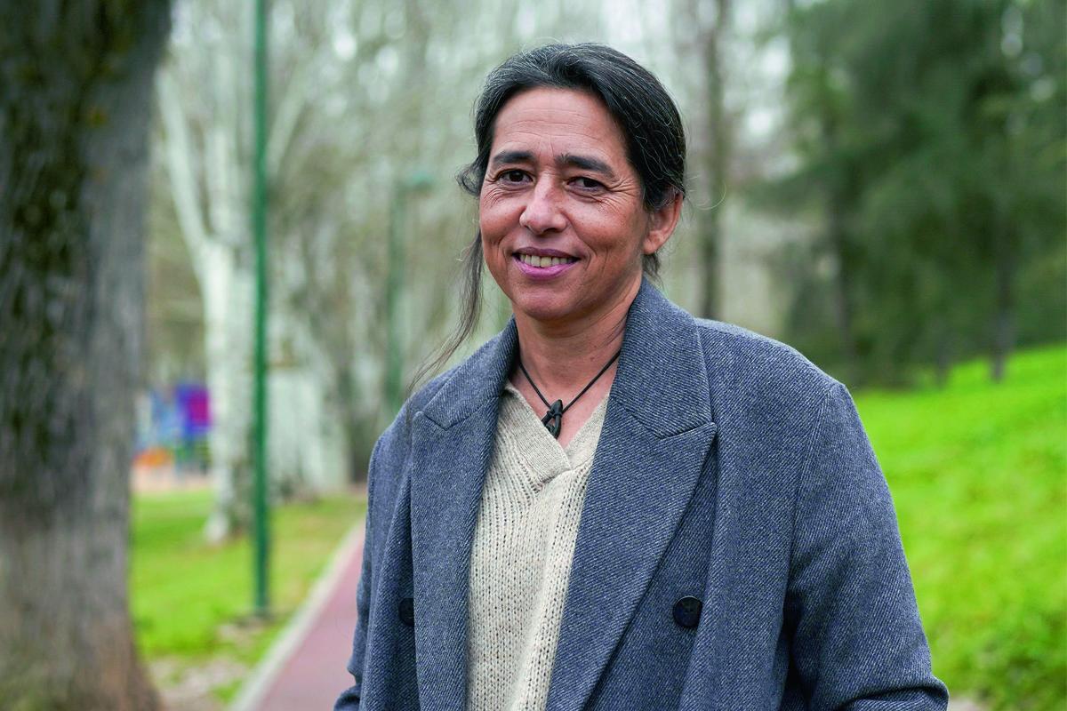 Paula Farias, trabajadora humanitaria de Médicos sin Fronteras, escritora, compositora...
