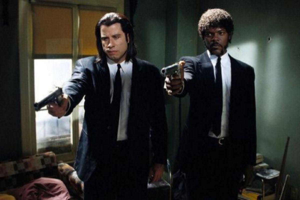 Fotograma de 'Pulp Fiction'.