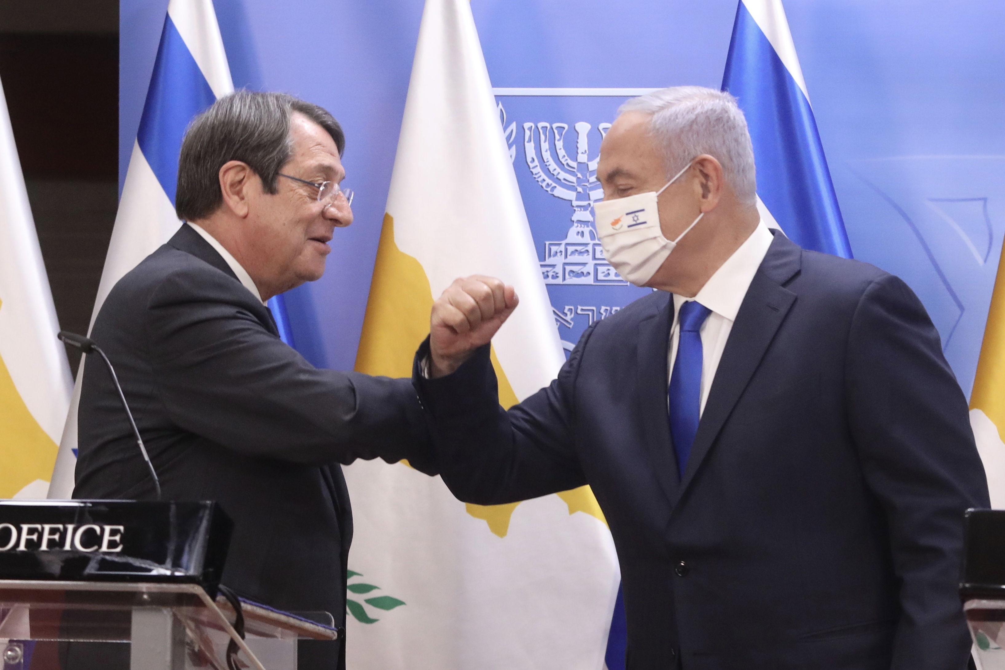 Israel y Chipre anuncian un corredor turístico para personas vacunadas