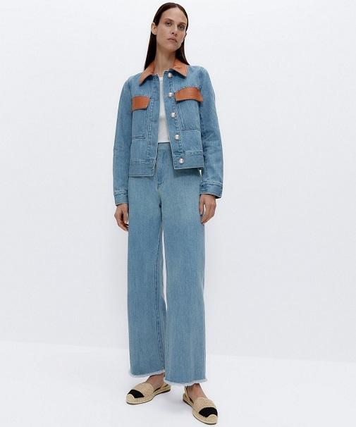 Alpargatas de croche, perfectas para combinar con un jeans