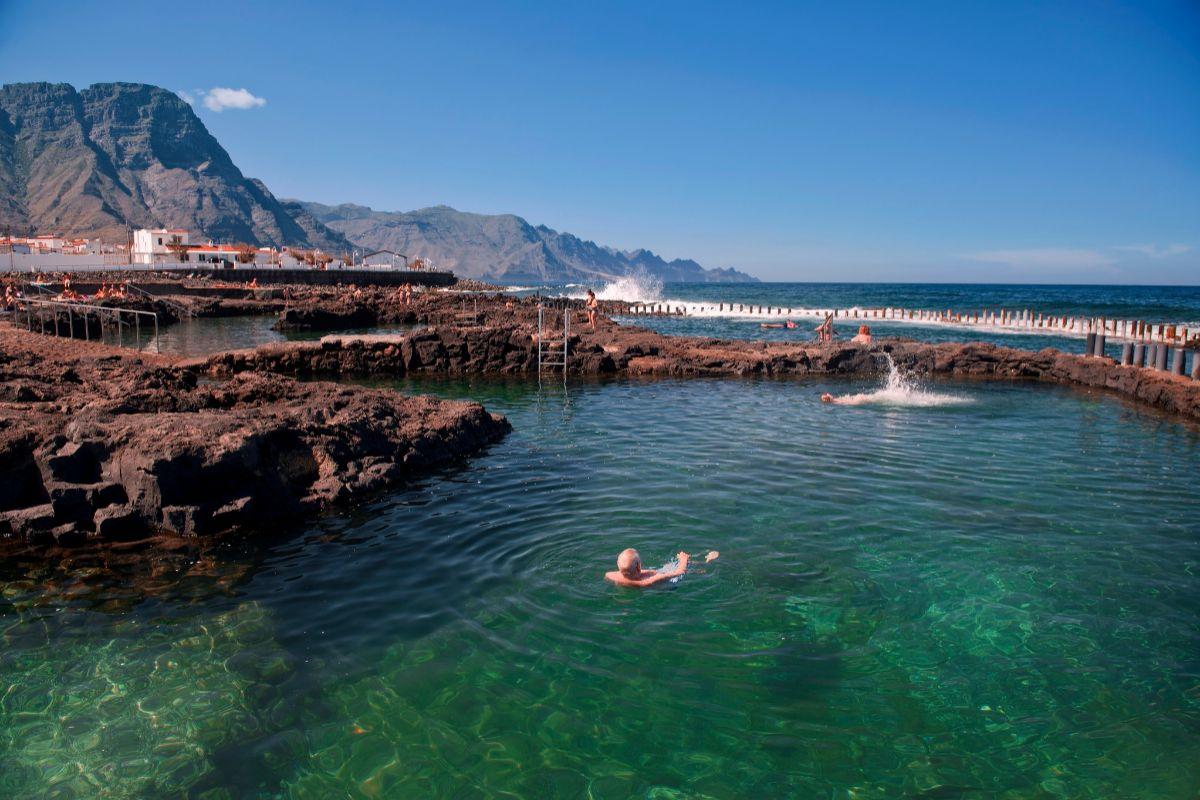 Agaete, Gran Canaria.