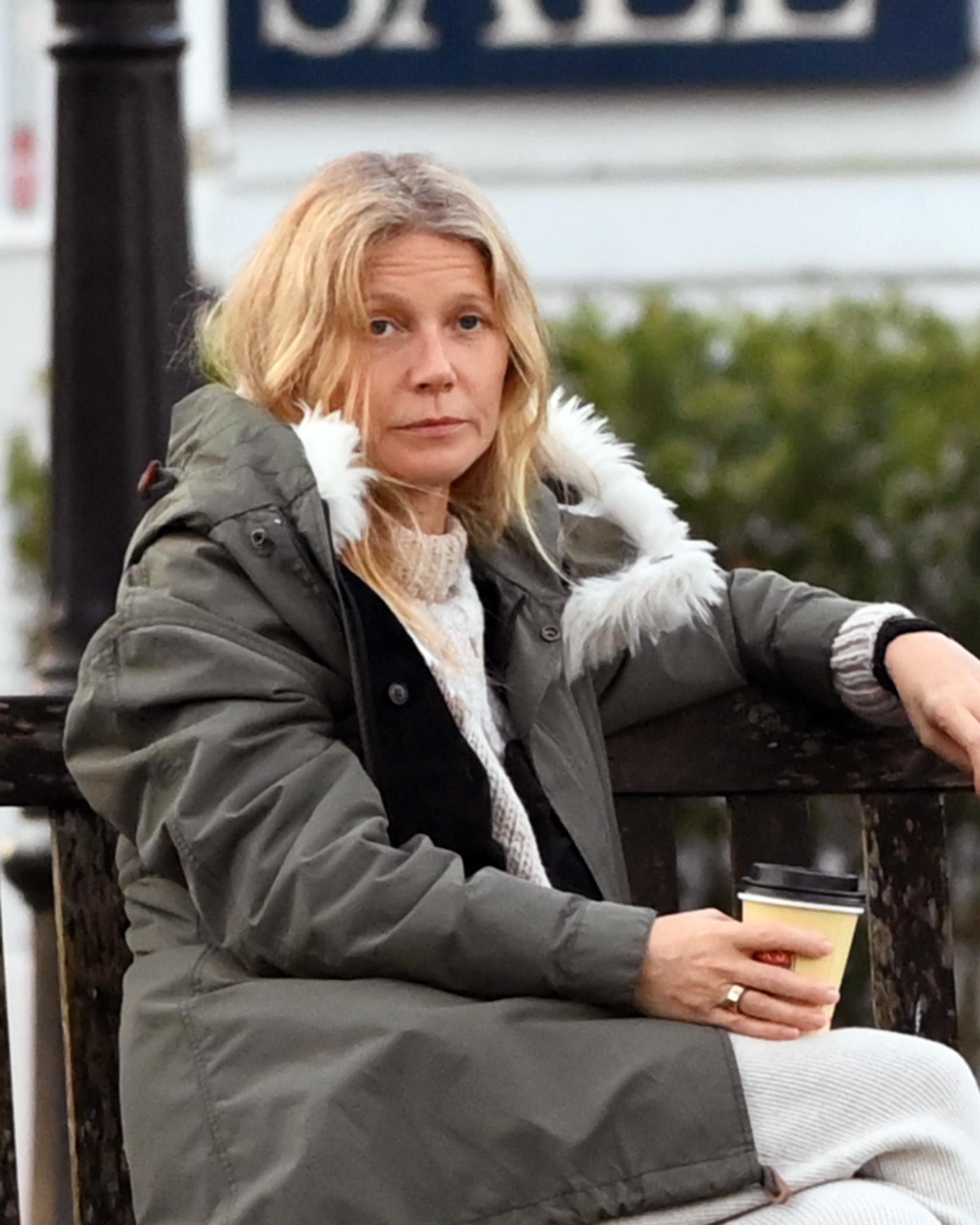 Gwyneth Paltrow, en una imagen del pasado invierno.