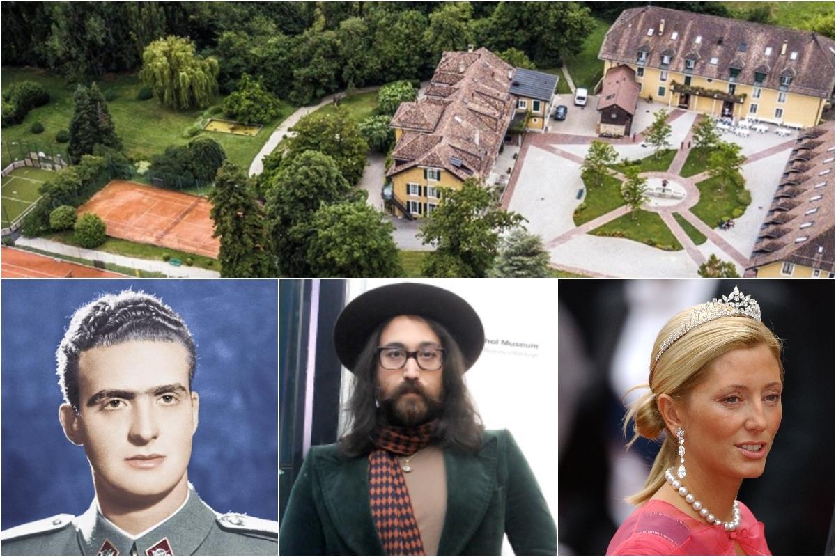 Le Rosey, donde estudiaron, entre otros, el Rey Juan Carlos, el hijo de John Lennon y Marie Chantal Miller