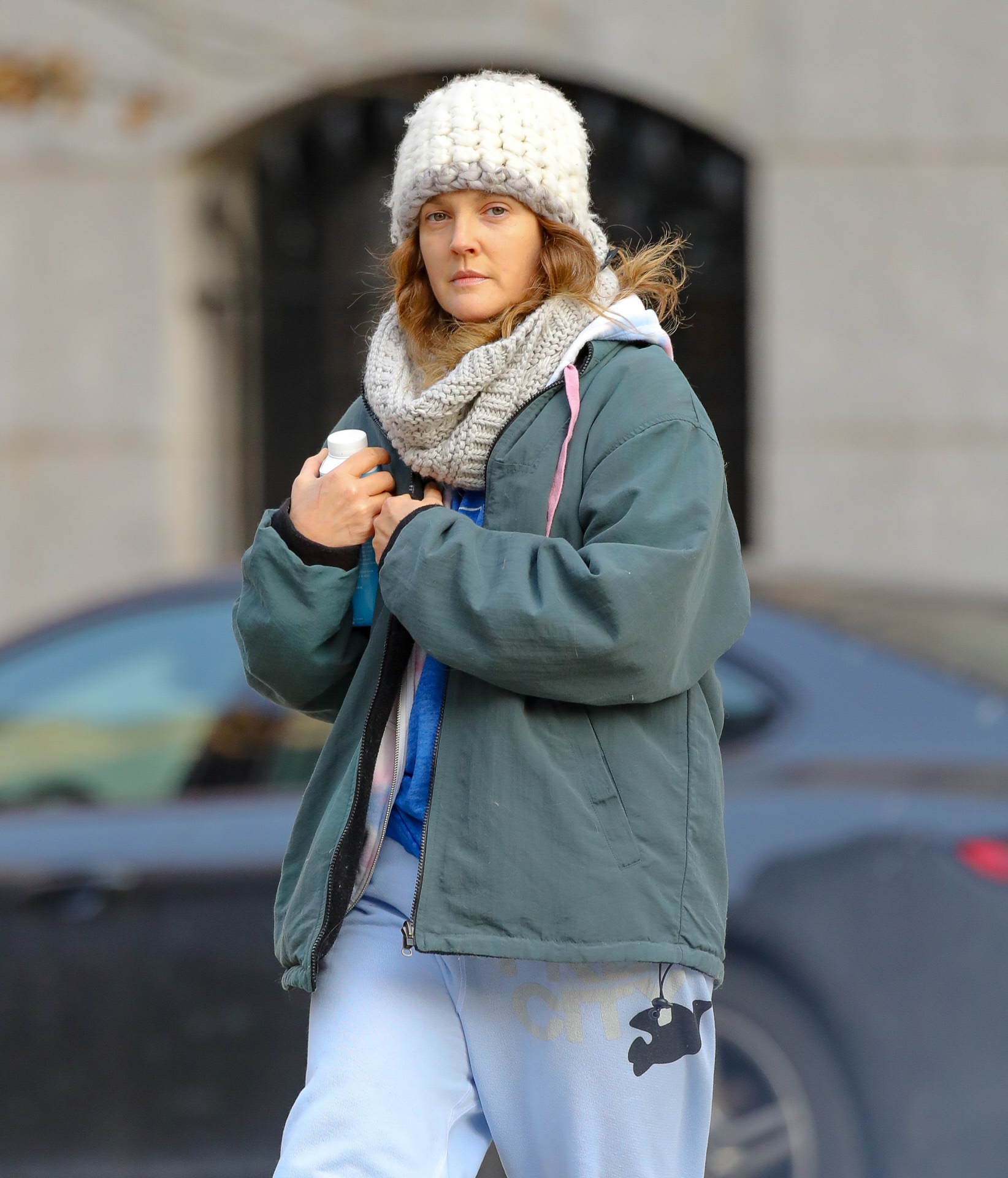 Drew Barrymore, en Nueva York, en una imagen del año pasado.