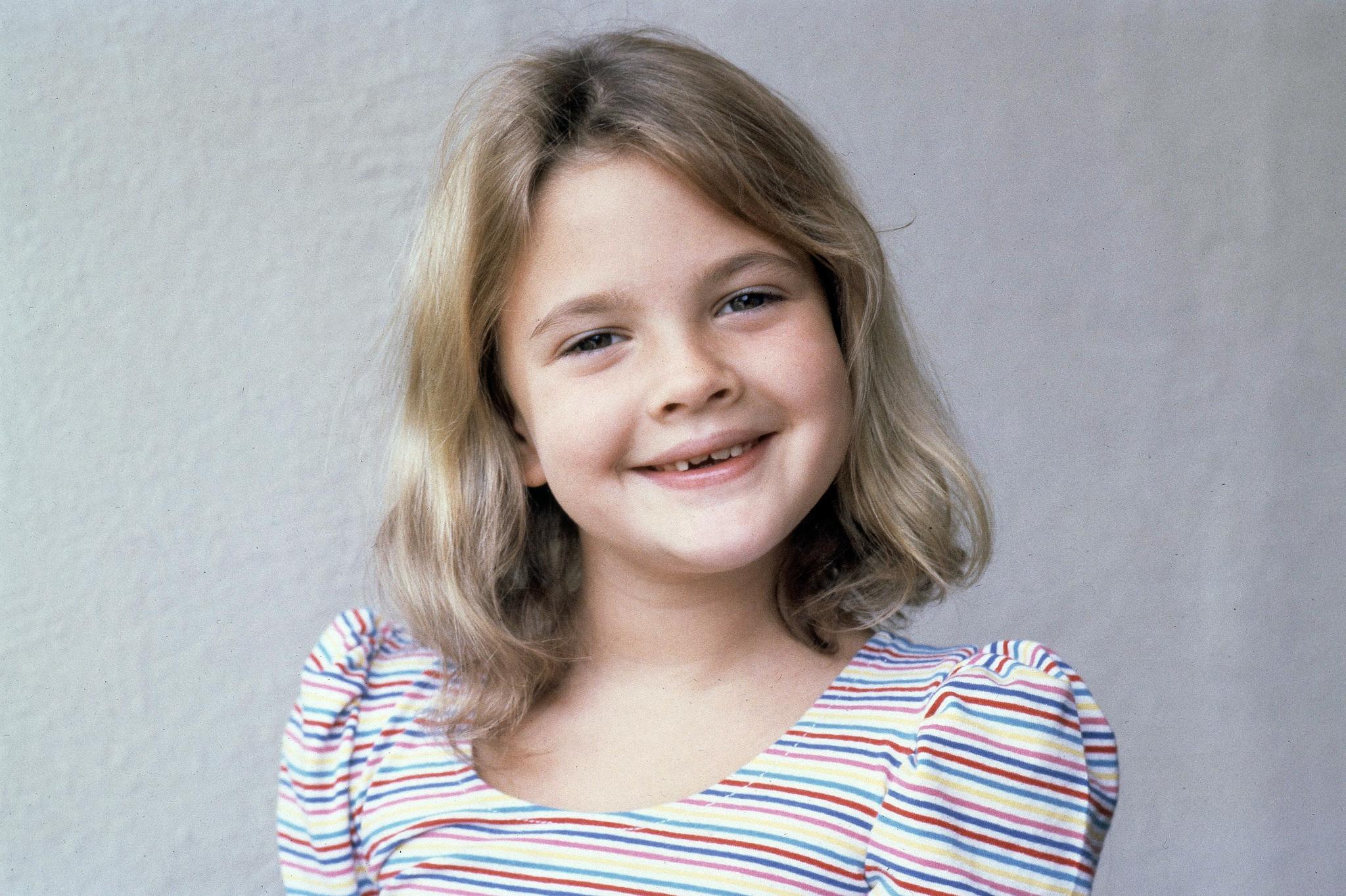 La actriz, tras protagonizar ET.