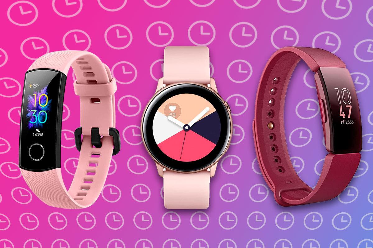 Diez buenos relojes y pulseras inteligentes por menos de cien euros