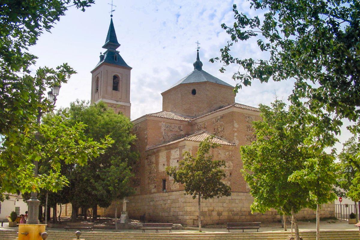 Iglesia de la Asunción, Daganzo de Arriba.