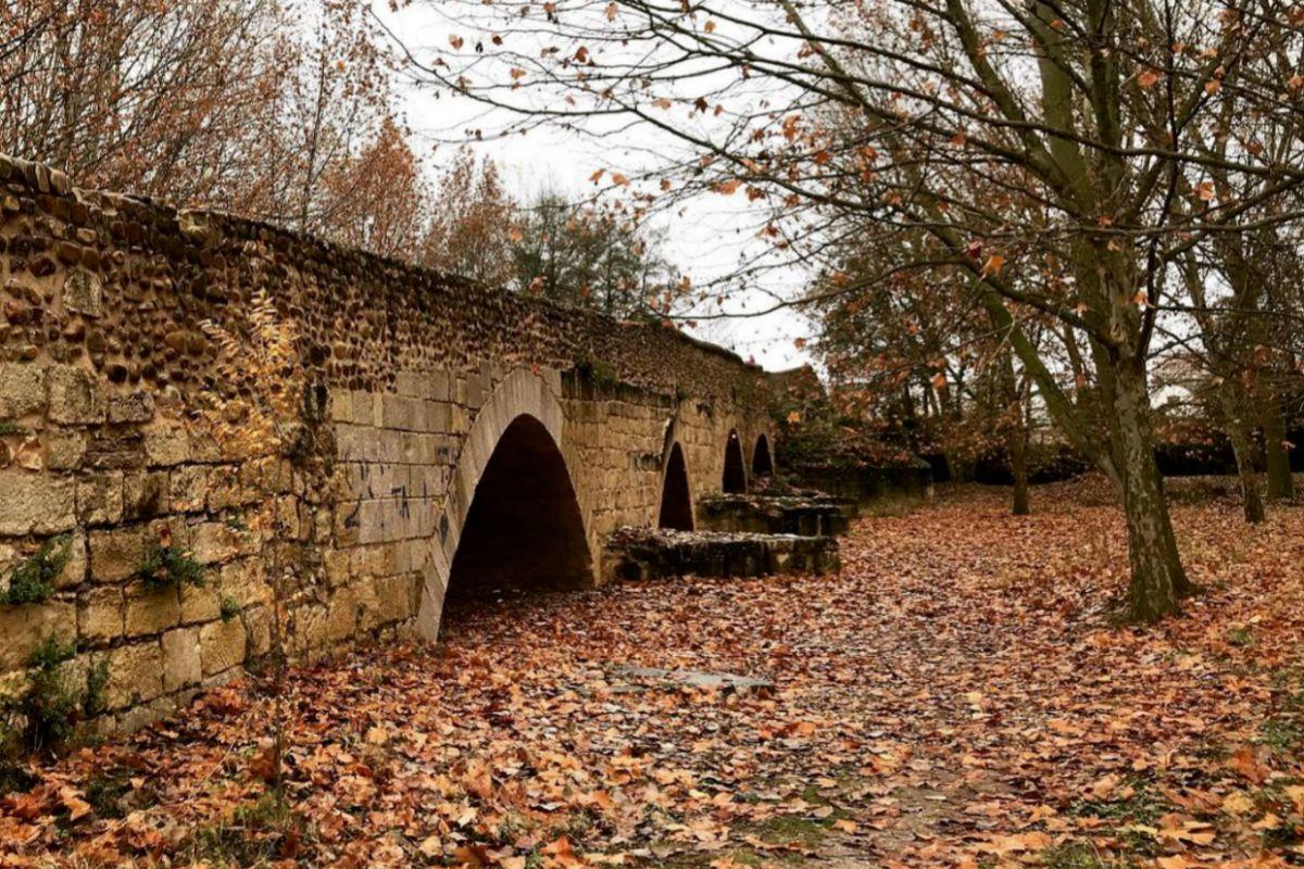 Puente romano de Talamanca.
