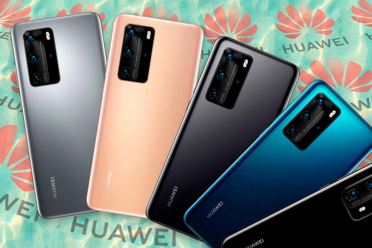 Así se han hundido las ventas de móviles de Huawei en menos de dos años
