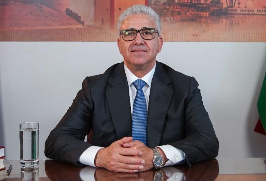 El ministro del Interior de Libia, Fathi Bachagha.