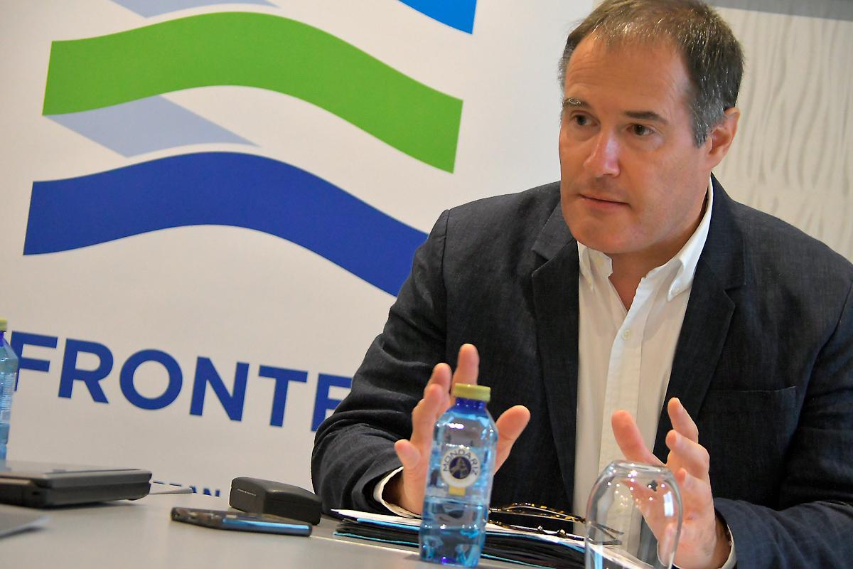 """Director de Frontex: """"No hay ningún problema sistemático con los derechos de los migrantes en Canarias"""""""
