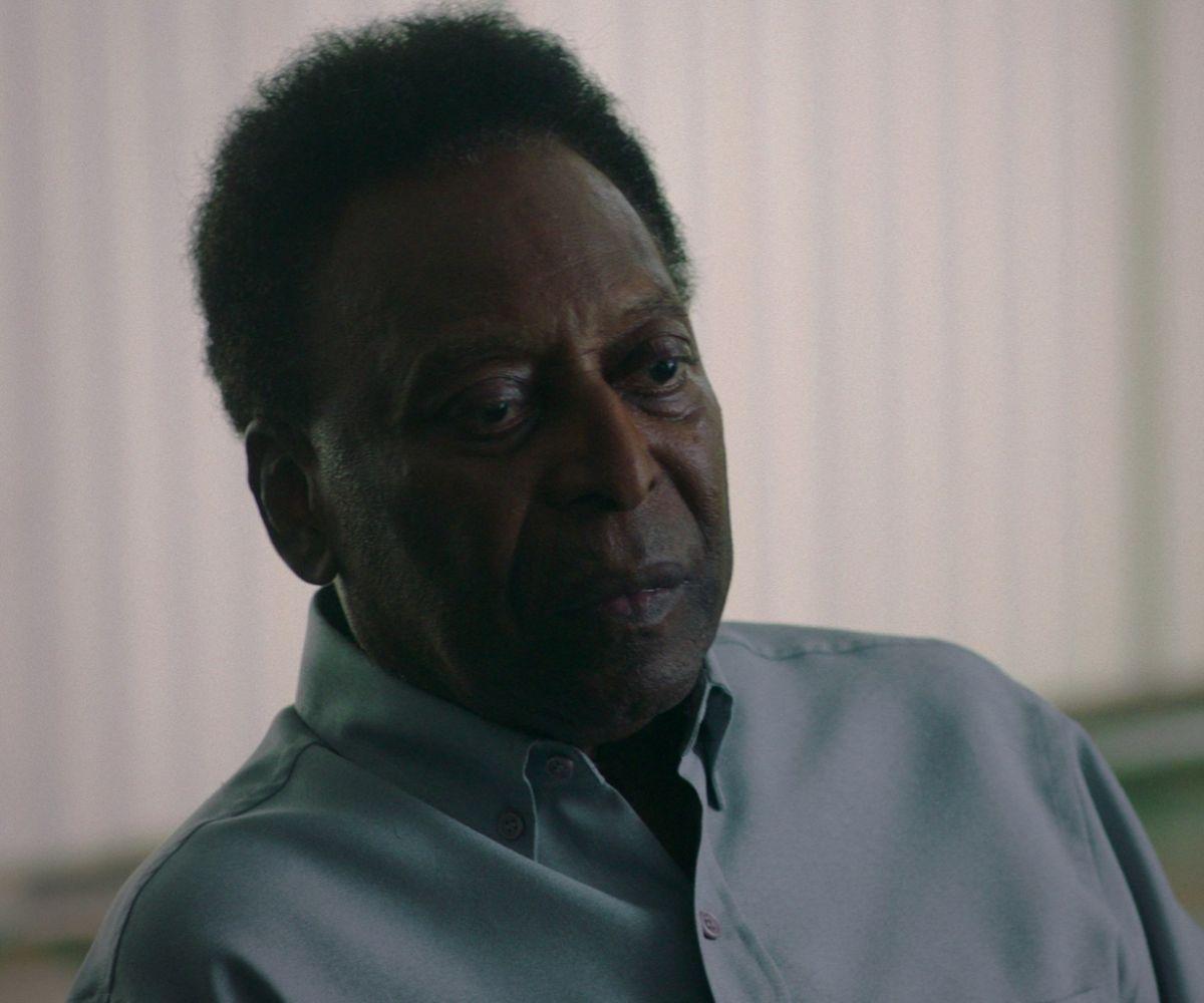 El documental cuenta con la participación de Pelé.