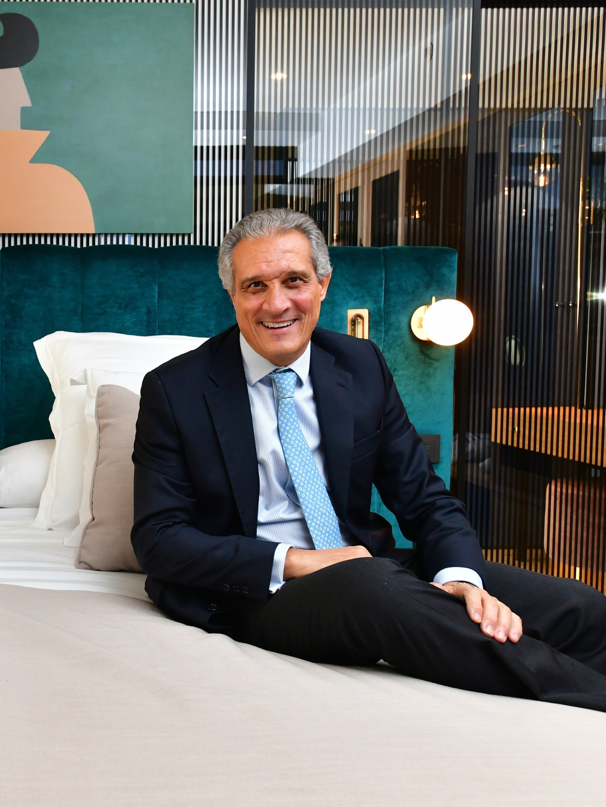El CEO de Barceló, Raúl González