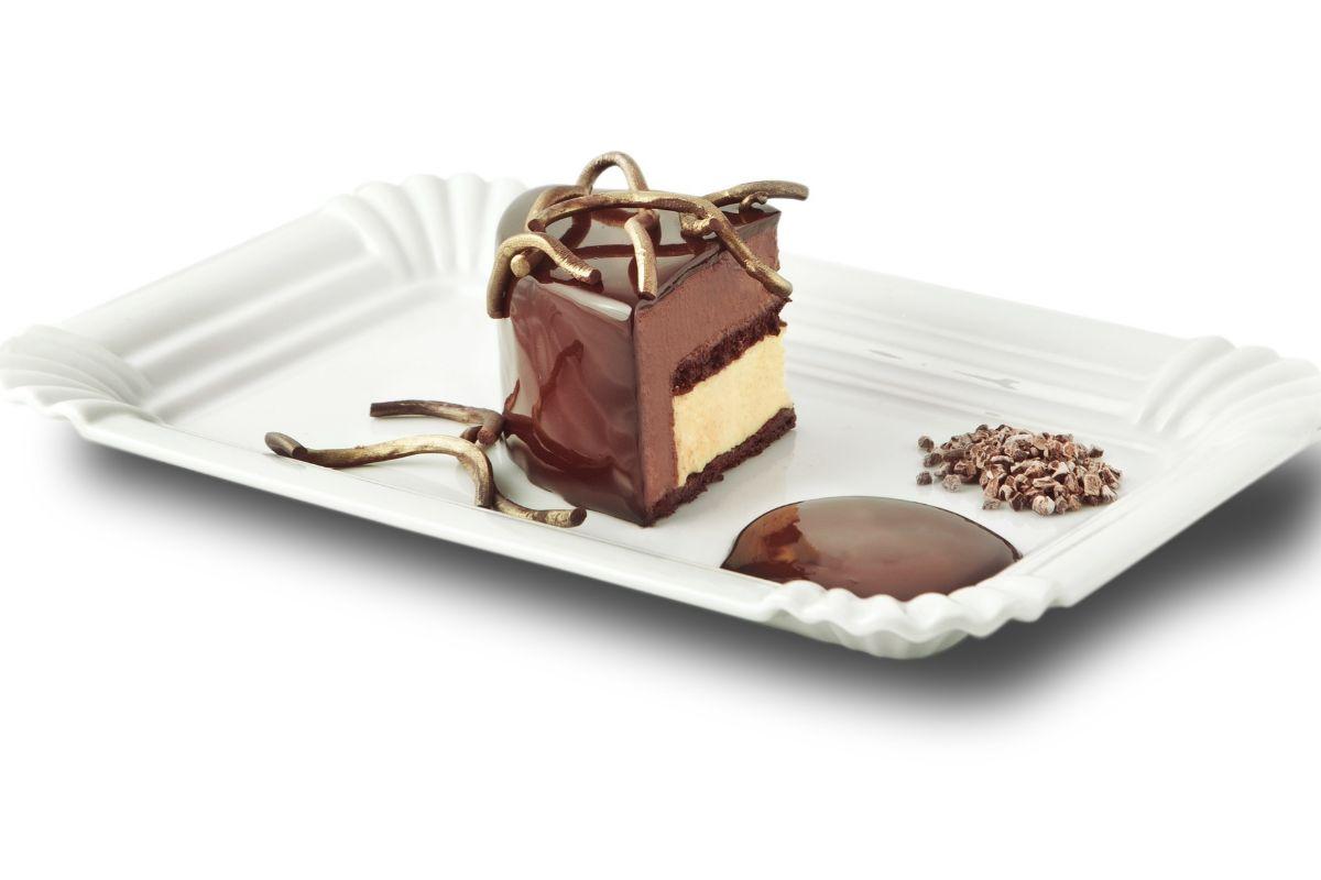 Miscake tiene tres texturas, con el chocolate como protagonista.