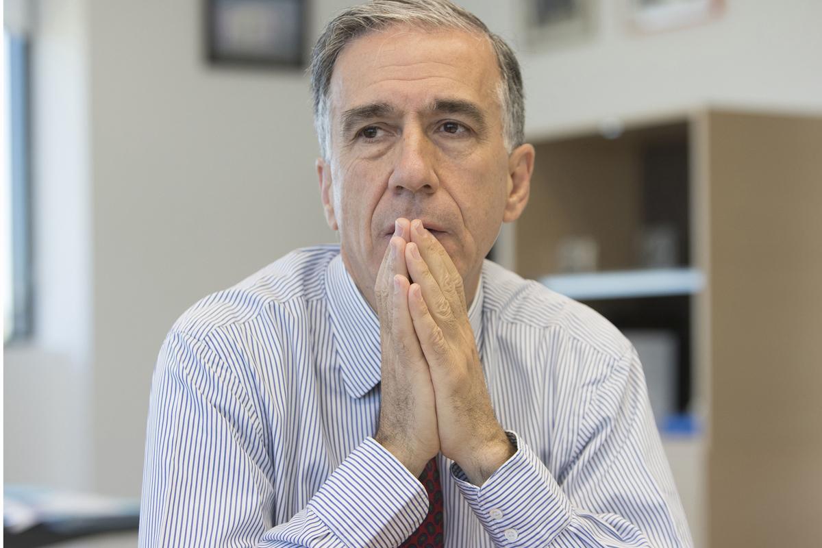 El expresidente de Abengoa, Gonzalo Urquijo.