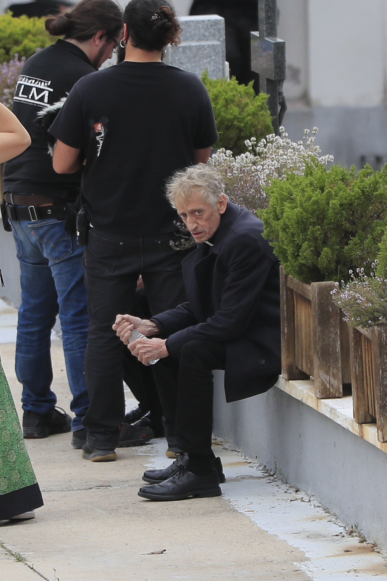 El actor Quique San Francisco, en una imagen de mayo de 2019.