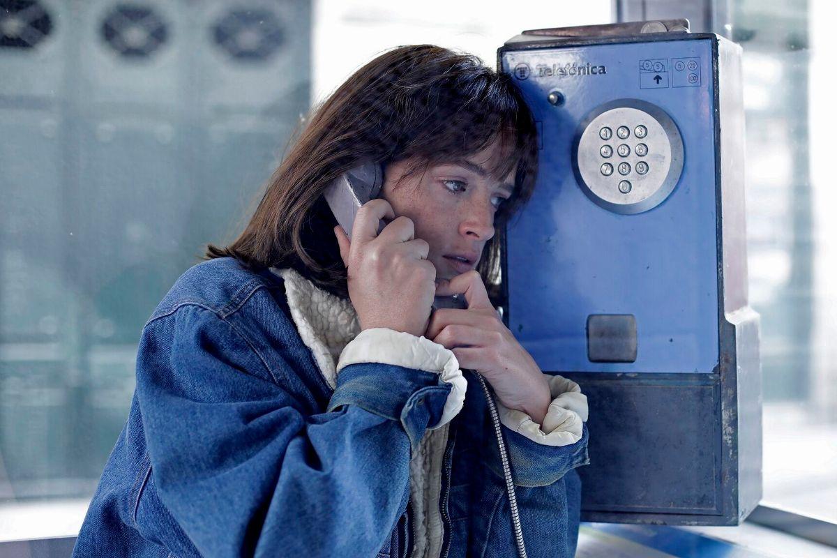 Susana Abaitua participaba en 'Patria', la exitosa serie de HBO.