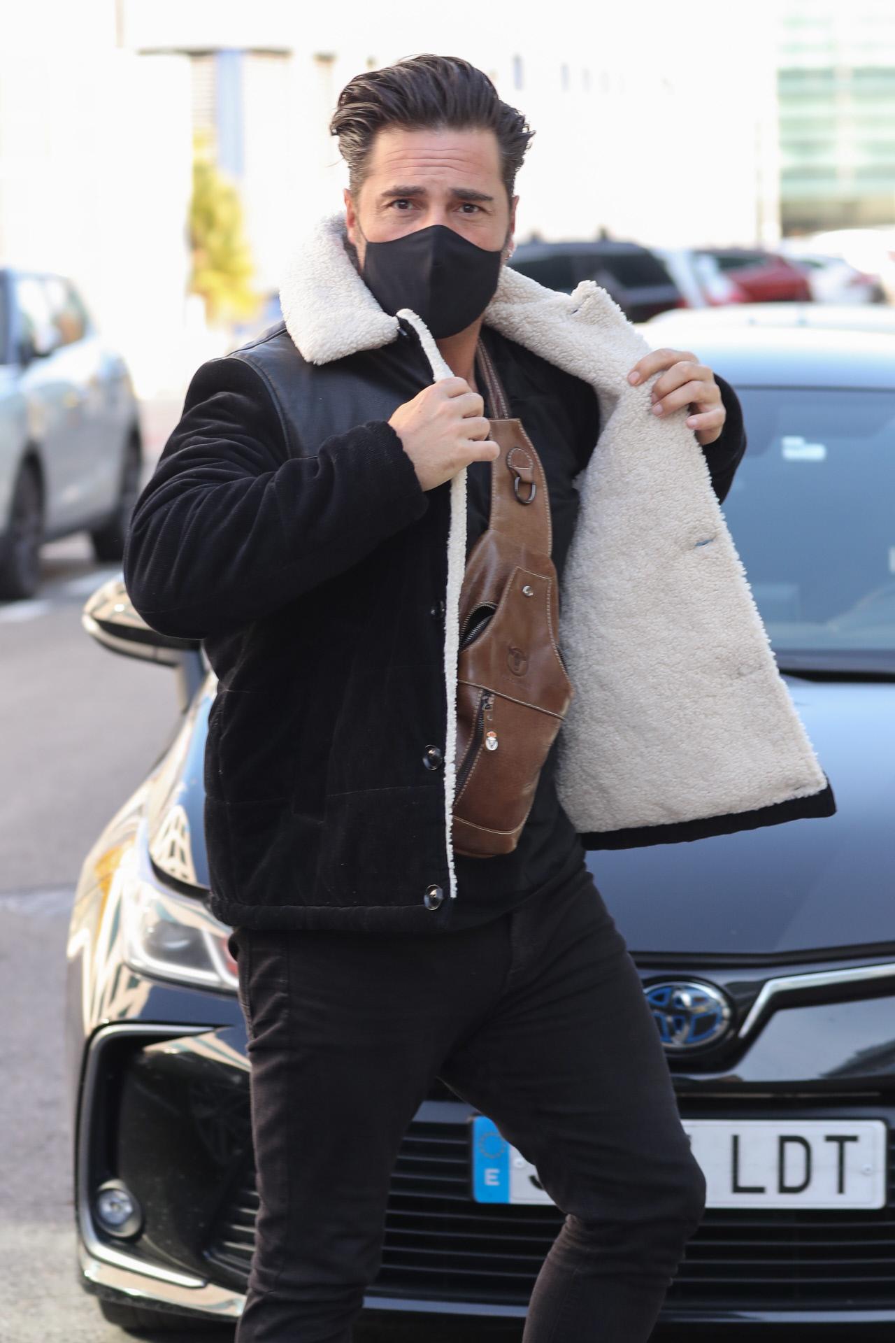El cantante David Bustamante, en una imagen reciente.
