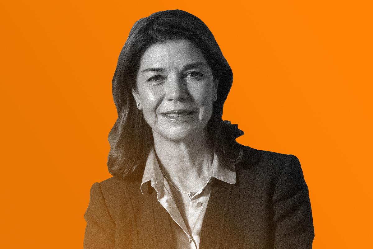 La presidenta del Operador del Mercado Eléctrico (OMEL).
