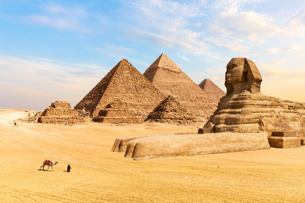 Egipto es el producto estrella de la agencia Sociedad Histórica.