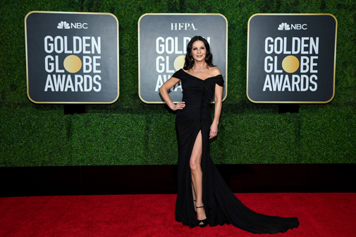 Catherine Zeta-Jones Globos de Oro