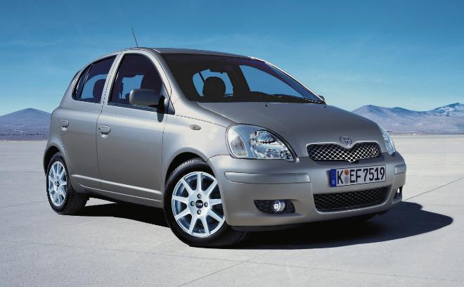 El primer Toyota Yaris ya ganó este premio en 2000