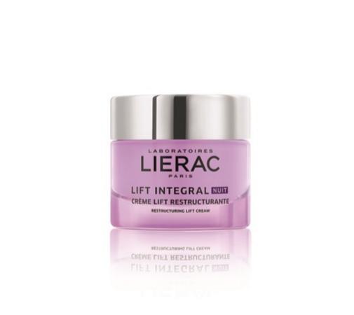 Crema de noche antiflacidez Lift Integral de Lierac .