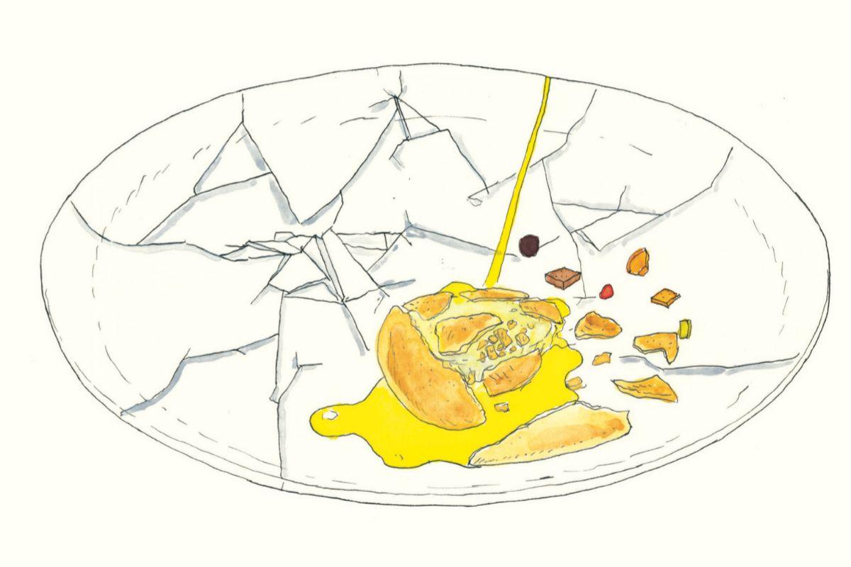 '¡Ups! Se me ha caído la tarta de limón', de Massimo Bottura.