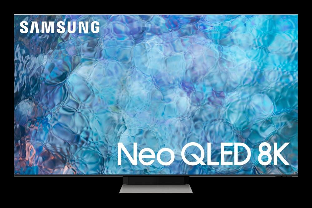 Samsung presenta sus televisores NeoQLED para 2021